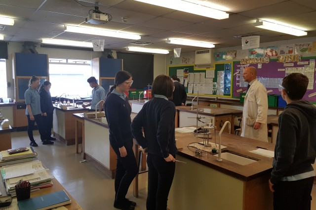 Science with Mr Griffiths : Image 1
